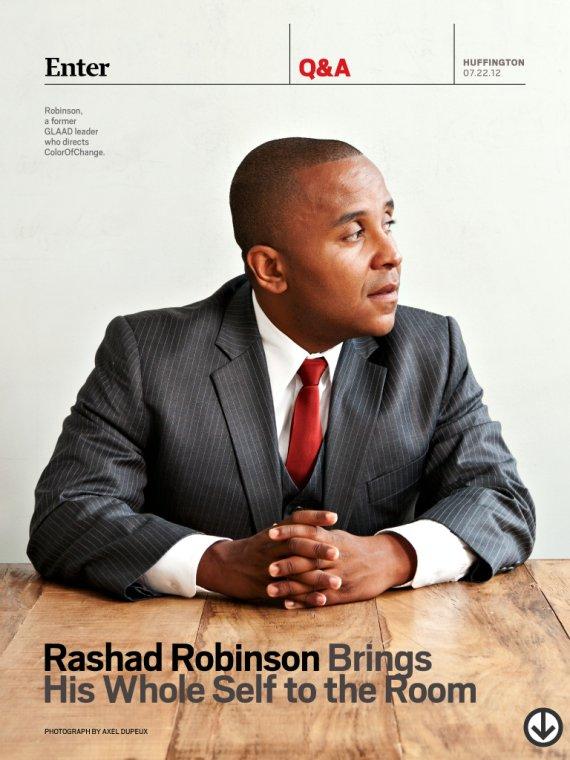 rashad robinson