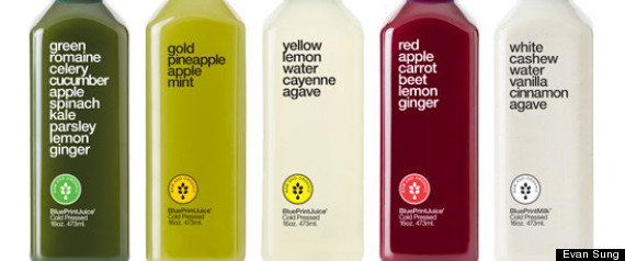 Juice Cleanse Tips - Magazine cover
