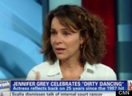 Jennifer Grey Talks The 25th Anniversary Of 'Dirty Dancing' (VIDEO)