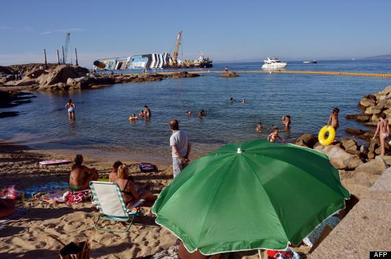 costa concordia tourisme