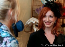 Christina Hendricks Vintage