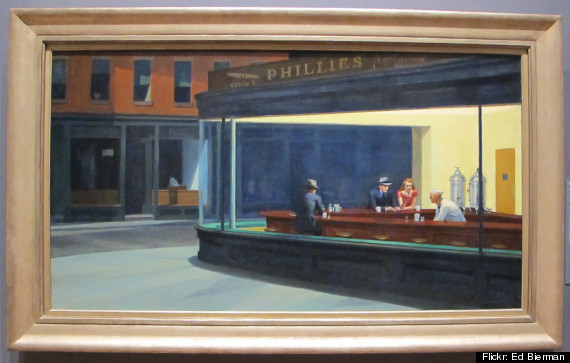 Nighthawks - Edward Hopper
