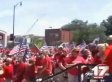 Westboro Baptist Church Protesters Blocked At Fallen Soldier's Funeral