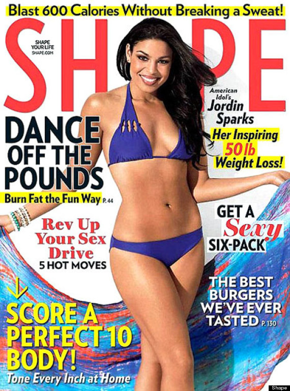 jordin sparks bikini weight loss shape cover