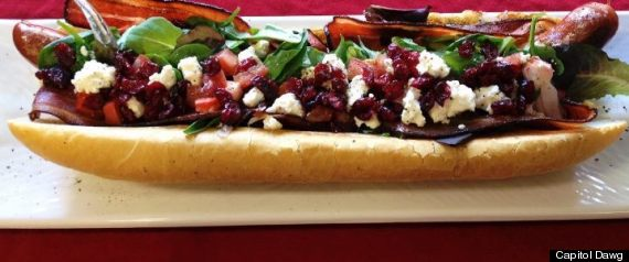 MOST EXPENSIVE HOT DOGS