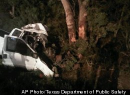 Goliad Truck Crash