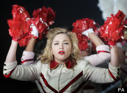 Madonna-Gaga Debacle Virgin On The Ridiculous