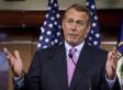 John Boehner: I Agree With Obama That We Shouldn't Have New Gun Laws
