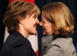 Christy Clark, Alison Redford Meeting In Kelowna Friday