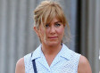 Jennifer Aniston's Bangs For New Movie Are Sort Of Frumpy (PHOTOS)