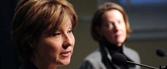 CHRISTY CLARK ALISON REDFORD PIPELINE