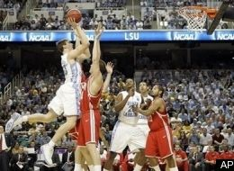 Hansbrough Acc Scoring Record