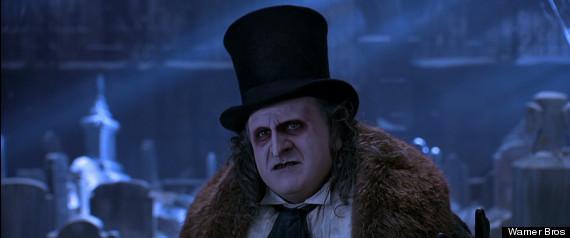batman pingouin