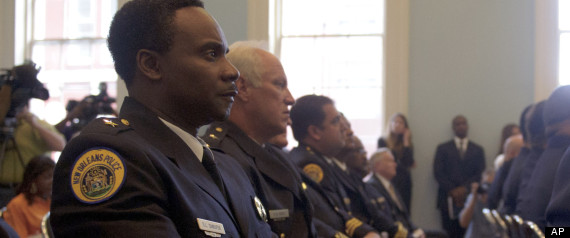 NEW ORLEANS POLICE REFORMS