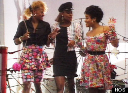 WATCH: Salt-N-Pepa Hit Up The 'House Of Style'