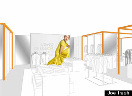 Joe Fresh Shop At Jcpenney Rendering
