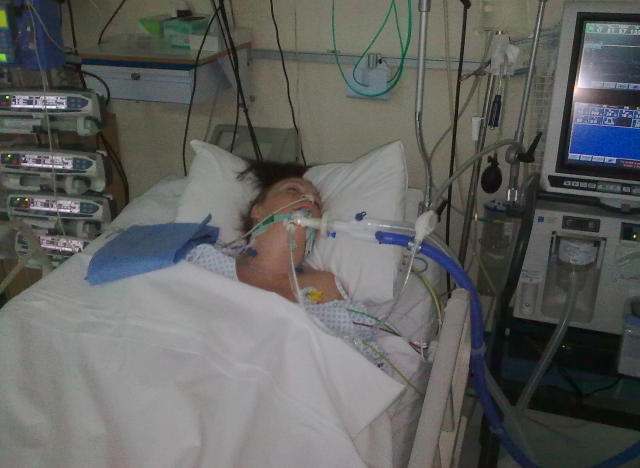 Natalie On Ventilator Status Epilepticus 19 28 May Pictures
