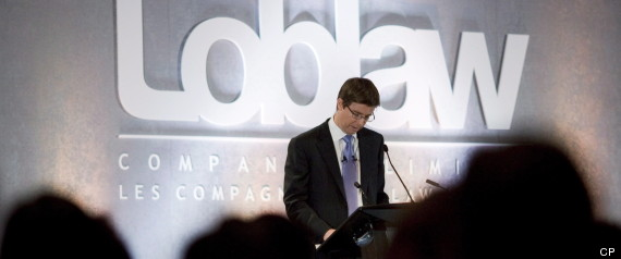 LOBLAWS Q2 2012 EARNINGS