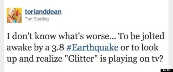 LA EARTHQUAKE