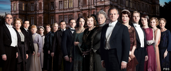 Downton Abbey Ending