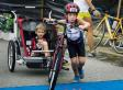 Cayden Long, Boy With Cerebral Palsy, Competes In New England Triathlon With Older Brother (VIDEO)