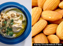 Almonds Healthy Weight