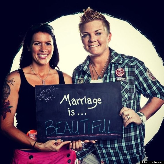 gay marriage photo