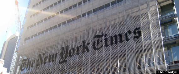 NY TIMES BLACKBERRY APP