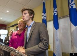 Sommet sur l'enseignement: Léo Bureau-Blouin dit avoir été insulté et menacé
