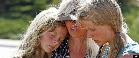 Aurora Victims Family