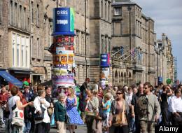 Say Hello, Edinburgh!