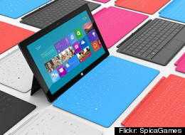 Microsoft Surface To Cost More Than £1,000?