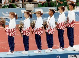 The Olympics Scrunchies
