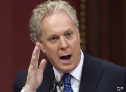 Jean Charest Denies Report Linking Him To SNC-Lavalin