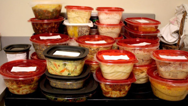How To Clean Plastic Food Containers Huffpost