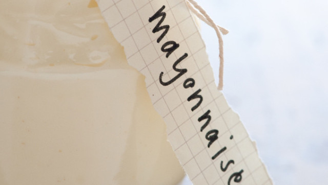 How To Remove Water Marks On Wood Using Mayonnaise Huffpost