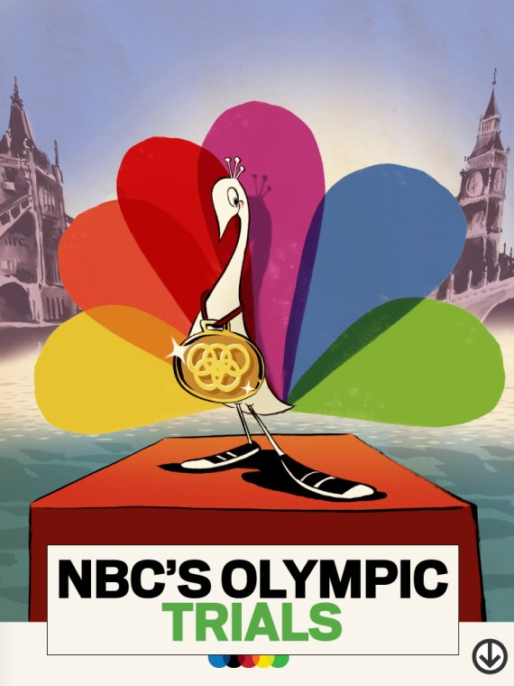 Olympics takeover of nbcuniversal was apparent in studio 8h which nbc