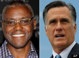 Carl Lewis Mitt Romney