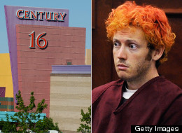 Theater James Holmes