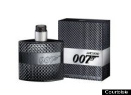 Parfum James Bond