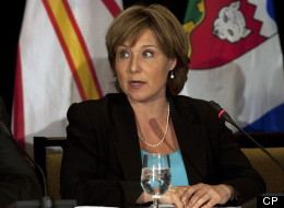 Christy Clark Northern Gateway