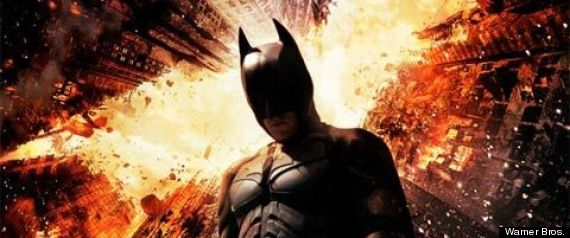 THE DARK KNIGHT RISES BOX OFFICE