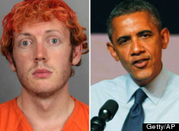 Idaho Billboard James Holmes Obama Comparison