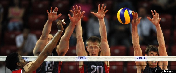 David Smith Usa Volleyball