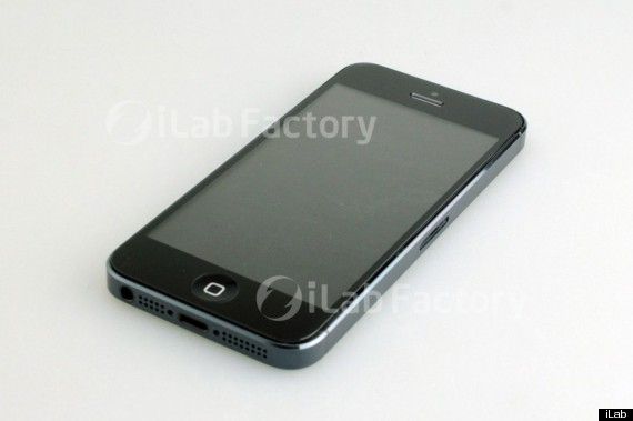 iphone 5 ilab front