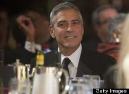 George Clooney Sudan Auction