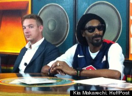 Snoop Lion Diplo