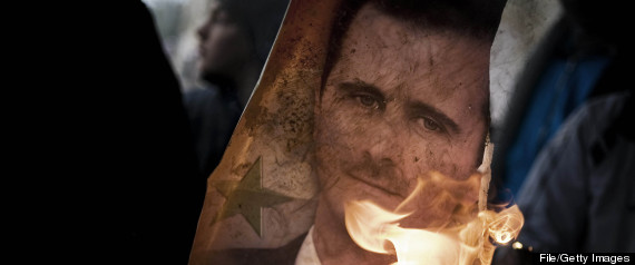 BASHAR ALASSAD SYRIA