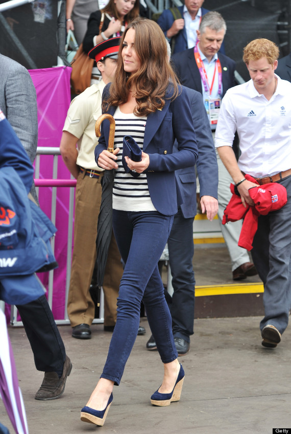 kate middleton olympic uniform