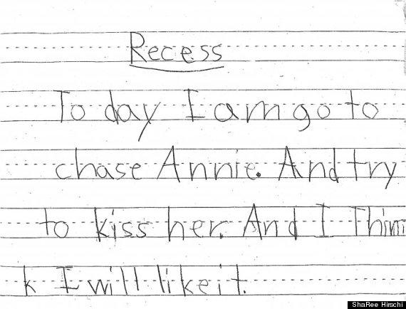 kiss annie